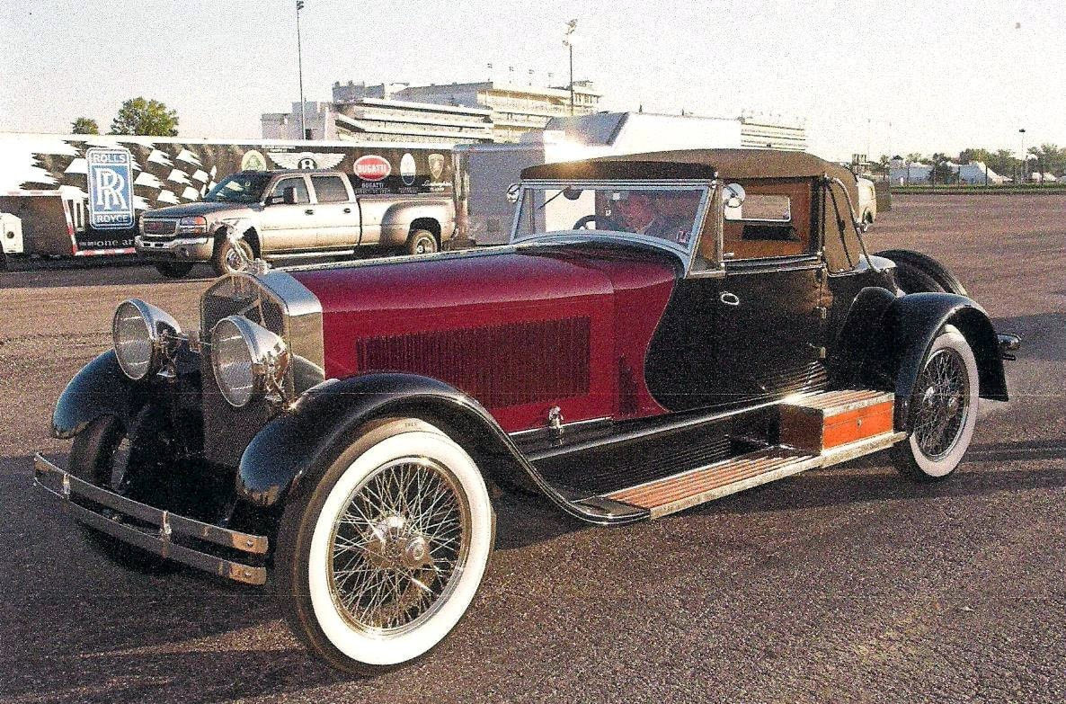 1928 Isotta Fraschini 8A SS