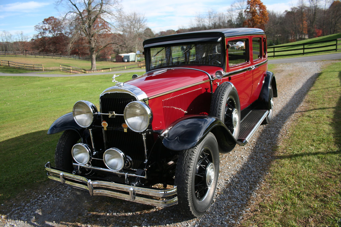 1931 Buick 90 Series 8-91