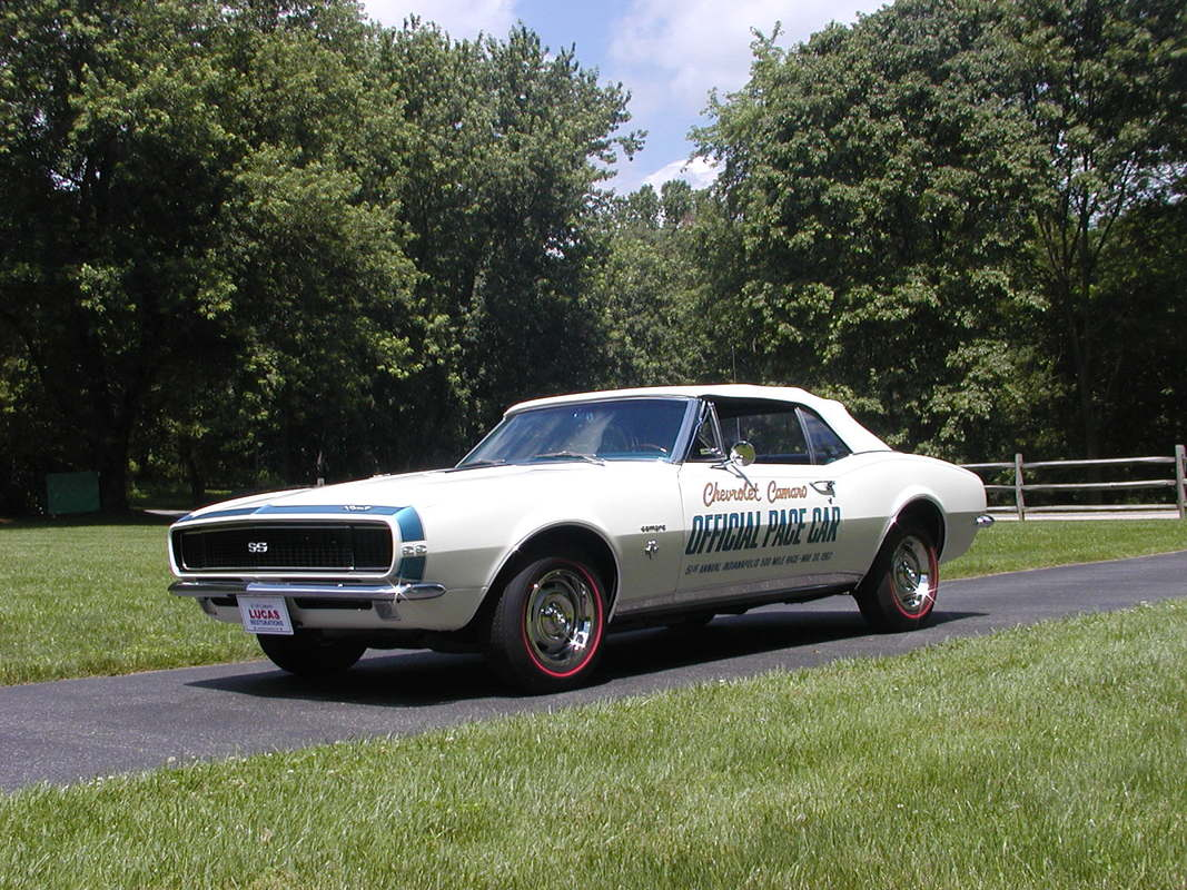 1967 Chevrolet Indy 500 Pace Car