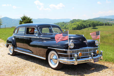 1947 Chrysler Imperial Crown Limousine